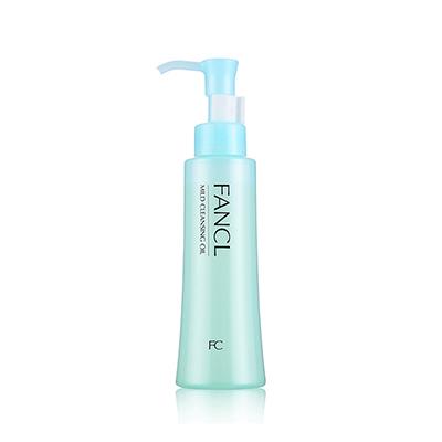 日本FANCL 芳珂温和净化卸妆油/纳米卸妆液(120ml)