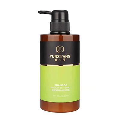 蕴资漟 蜂蜜清屑去油洗发乳(800ml)