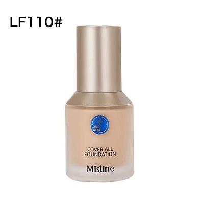 泰国Mistine 蜜丝婷持妆清透粉底液(30g)LF110#白皙中调