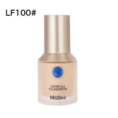 泰国Mistine 蜜丝婷持妆清透粉底液(30g)LF100#自然瓷白
