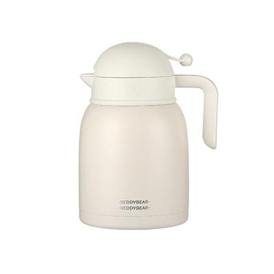 杯具熊 小鸟便携保温壶(2L)白色-配礼袋
