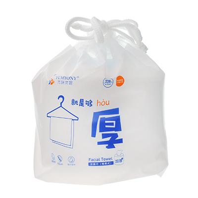 尤咪优妮 加厚洗脸巾(220g)