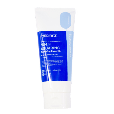 韩国Mediheal 美迪惠尔透明质酸保湿洗面奶(100ml)