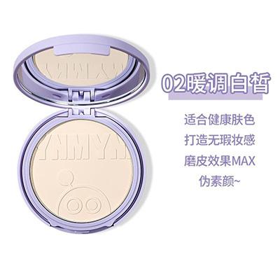 韩国YNM 柔光持妆蜜粉/粉饼(10g)02#暖调白皙