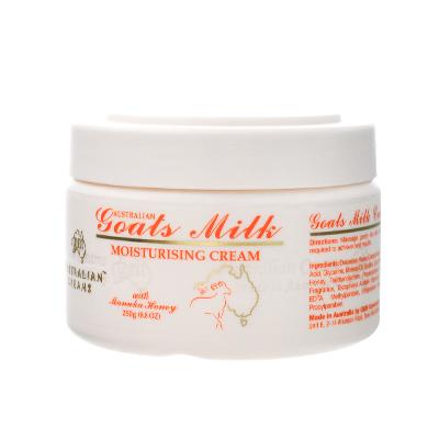 澳洲GM 澳芝曼山羊奶蜂蜜嫩肤面霜(250g)