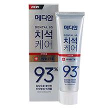 韩国爱茉莉 MEDIAN麦迪安93%牙膏(120g)白色