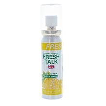 英国Fresh Talk 口气口腔清新喷雾剂(20ml)柠檬味