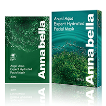泰国Annabella 安娜贝拉深海矿物质海藻面膜(30ml*10片)