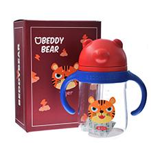 韩国杯具熊 火火系列学饮杯(360ml)火火虎-配礼袋