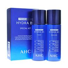 韩国AHC B5玻尿酸水乳小样2件套(60ml*2)新款
